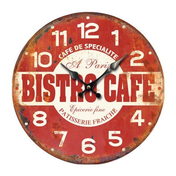 Horloge Bistrot Café