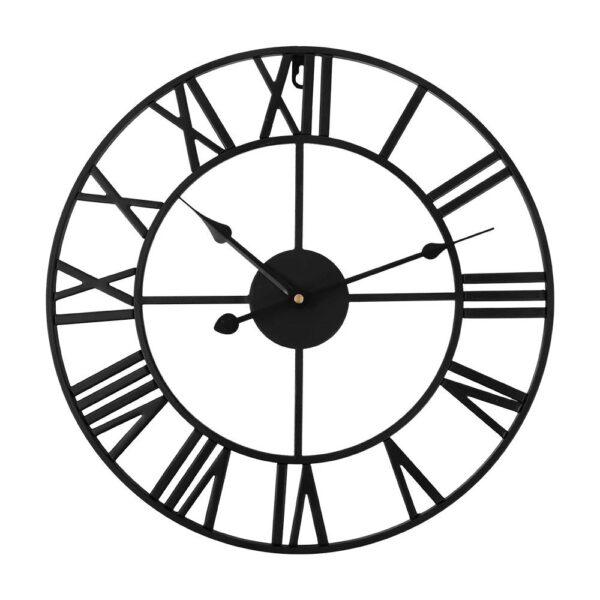 Horloge Industrielle Chiffres Romains