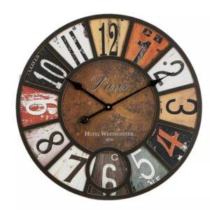 Horloge Rurale - Industrielle